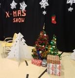 Magicznych Świąt Bożego Narodzenia Szczęśliwego Nowego Roku 2018